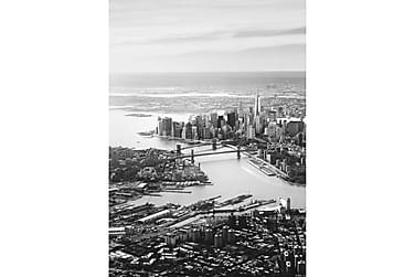 New York Juliste B&W